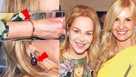 Dagmar Havlová: Nosí luxusní šperky za půl milionu!