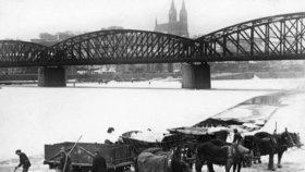Zamrzne Vltava? Podle vědců nám hrozí 30letá malá doba ledová