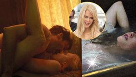 Kráska Nicole Kidman: Filmová nahota a sex v 50 letech!