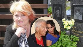 Trápení exmanžela Špinarové (†65): Ivo Pavlík nesmí na její hrob!