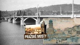 Jiráskovu mostu ustoupil jezuitský pavilon. Místo Ječné mohl navazovat na Žitnou