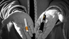 E-cigarety pomáhají od tabáku, možná vás ale zabijí samy. Vědci: Hrozí mrtvice a infarkt