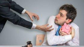 Odzvonilo oddlužovacím šmejdům! 5 novinek v osobních bankrotech