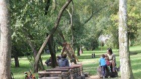 Den dětí ve Kbelích. Sobotní program láká na plno »galských« her a soutěží