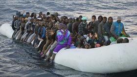 Na Kypr připlulo přes 300 uprchlíků. Jdeme do Německa a Skandinávie, řekli policii