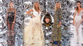 Tvrdě střežená party Moët & Chandon: Armáda modelek, luxusní šáňo a odér dekadence