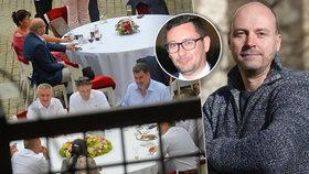 Kvůli Mynářovi chystá vlastní party na Hradě. Lidé už poslali přes 600 tisíc