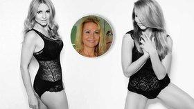 Yvetta Blanarovičová (53) v prádle! A jaký je její recept na sexy křivky?