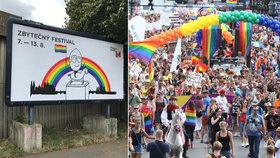 """Blíží se Prague Pride. """"Je to zbytečný festival,"""" říkají pořadatelé. Proč?"""