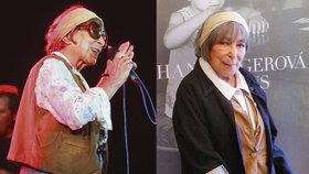Hana Hegerová (85): Přitížilo se jí! Nevychází už ani na balkon