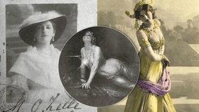 Mata Hari: Smrt syna zabila její srdce! Uplynulo 100 let ode dne, kdy legenda stanula před soudem