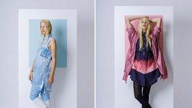 Návrhářka Ľubica Skalská: Nechci kupovat nové materiály, přešívám staré oblečení
