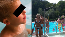 Chlapeček (†8) se utopil na koupališti: Na místě byli čtyři plavčíci