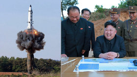 Čínu vyděsil raketový test KLDR. Jsme mírumilovní, tvrdí Kim Čong-un