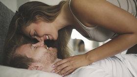 Jak na to, aby při sexu vydržel déle? Používejte kondom a masturbujte