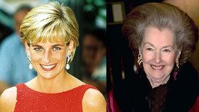 Šokující dokument o princezně Dianě: Shodila nenáviděnou macechu ze schodů?