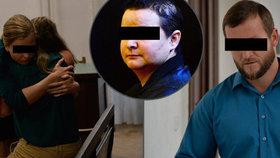 Dívka, kterou napadla vražedkyně z Anděla, u soudu s policisty vypovídat nebude. Trpí pocity viny