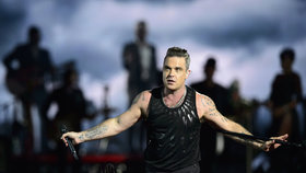 Čau Praho, já jsem Robbie Fuck*ng Williams: Miláček fanoušků rozparádil Prahu
