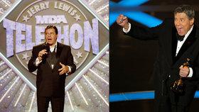Světoznámý filmový komik Jerry Lewis zemřel: Bylo mu 91 let