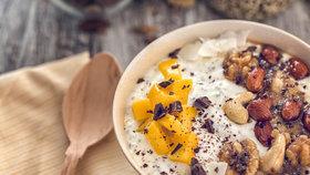 Odvodňovací dieta: O 2 kila lehčí s jídelníčkem na čtyři dny