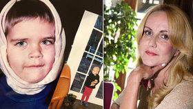 Vendula Pizingerová v slzách: Vzpomíná na mrtvou dceku Klárku Svobodovou (†5)