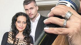 Lucie Bílá šla s pravdou ven: Svatba s testosteronovým andělem Filipim?