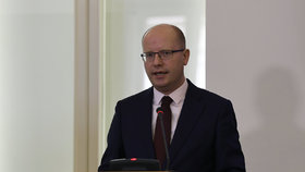 Příští vláda by měla bojovat se suchem a zlepšit pozici Česka v EU, radí Sobotka