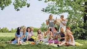 Další ročník F.O.O.D. pikniku se blíží! Přijdete se podívat?