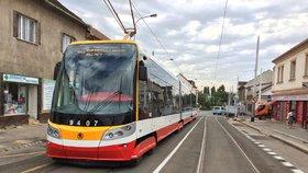 Tramvaje v Praze využívá víc lidí. Loni počet narostl o 27 tisíc cestujících denně