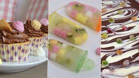 Oslaďte dětem začátek školy: 3 rychlé recepty na veselé dezerty