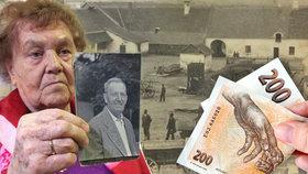 Syn kulaka (86) dostal odškodnění od státu za komunisty zabavený majetek: Rovných 200 korun!