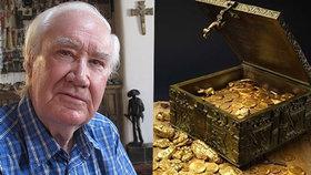 Šťastlivec našel v horách truhlu s pokladem za 23,5 milionu. Místo mapy ho vedla báseň