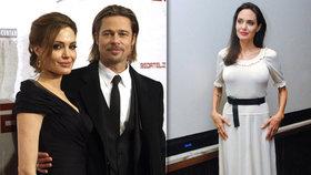 Angelina Jolie po rozchodu s Bradem Pittem: Nelíbí se mi být sama