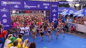 Centrum Prahy obsadí běžci. Poběží od Obecního domu do Holešovic a na Klárov