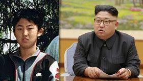 Kim Čong-un jako dítě? Trochu při těle, ale skvělý  v basketu, vzpomínají spolužáci