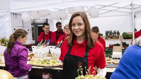 Festival jídla na Ladronce: Přijďte se v neděli dobře najíst a posedět v trávě!