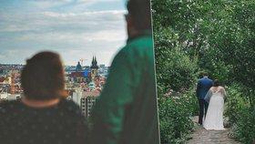 Jiří se oženil s Carol. Vzít si v Česku cizinku přijde na hodně peněz, tvrdí