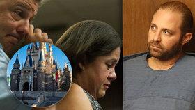 Otec vzal syna (†5) do Disneylandu, pak ho zabil: Mstil se svojí exmanželce