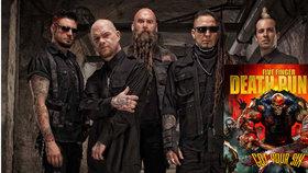 Do Prahy přijedou hvězdy moderního metalu: Five Finger Death Punch rozhoupou metropoli už v listopadu