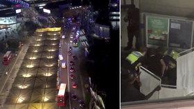 """""""Křičel bolestí a hořel."""" Po kyselinovém útoku v Londýně zadrželi mladíka (15)"""
