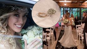 Italská kráska si vzala sama sebe: Už měla dost čekání na toho pravého!