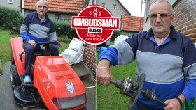 Traktoru na inzerát se po roce rozsypal diferenciál! František (69): Mám nárok na náhradu škody?