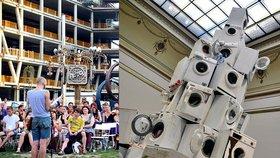 Kulturní týden v Praze zdarma: Navštivte výstavu, módní přehlídku i básnický večer