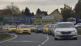 Pražští taxikáři ve středu protestovat nebudou. Zvítězil zdravý rozum, zní z magistrátu
