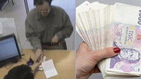 Muže z Ostravy zatkli za vyloupení banky: Kradl jeho dvojník, o kterém neměl tušení