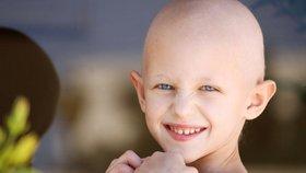 Tomáška vyléčila z leukemie genetická úprava krve. Léčba stojí miliony