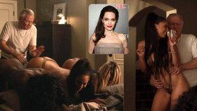 Otec (78) Angeliny Jolie: Šňupe kokain a užívá si orgie před kamerou