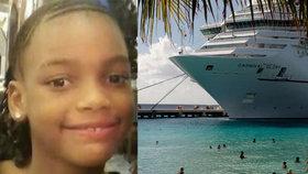 Tragédie na výletní lodi: Holčička (†8) vypadla z balkonu, v nemocnici zemřela
