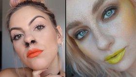 Vaginy na nehtech a chlupy v nose: Trendy z Instagramu, které nosit nechceme!