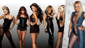 Bývalá členka Pussycat Dolls Kaya Jones (33): Fungovaly jsme jako prostitutky